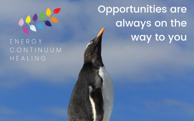 Opportunities are on their way to you